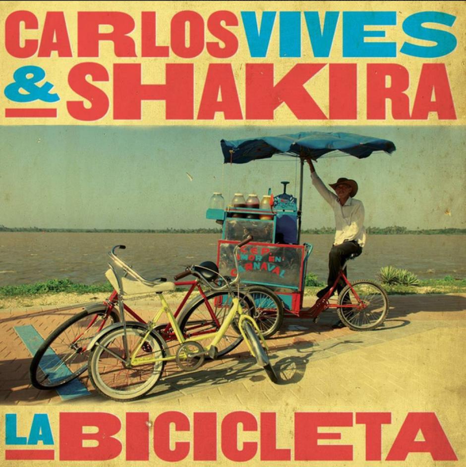 """La portada del tema """"La Bicicleta"""". (Foto: Carlos Vives/Facebook)"""