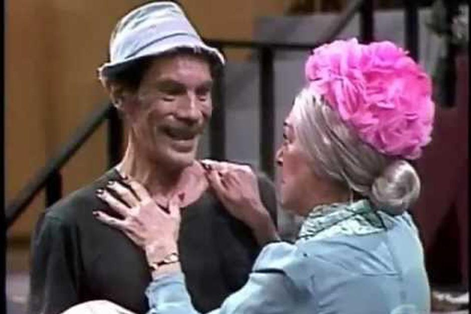 Angelines era como una hermana para Ramón Valdez. (Foto: Archivo)