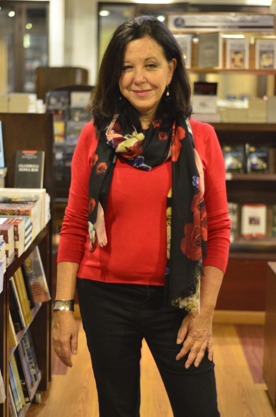 Carol Zardetto se enamoró de las calles de Nueva York. (Foto: Selene Mejjía/Soy502)