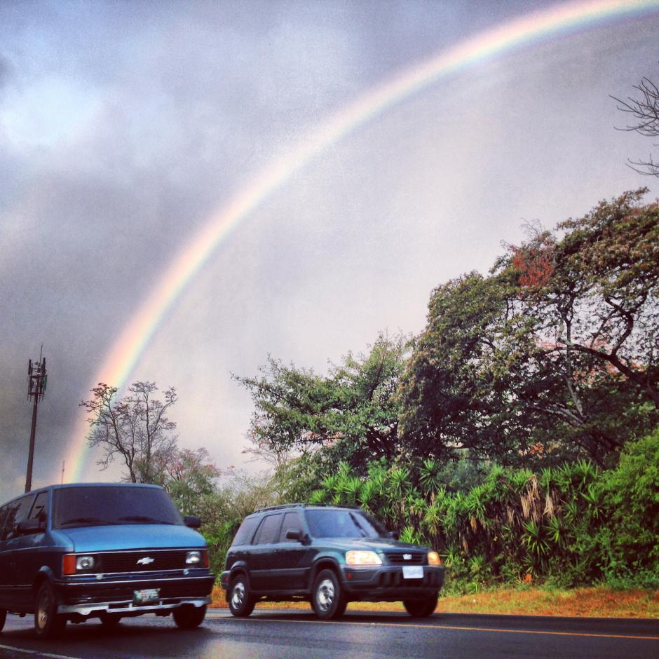 arcoíris Jesús Alfonso