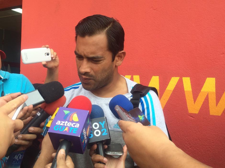 Carlos el pescado Ruiz dice no a Líder