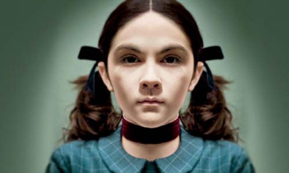 """En 2009, la actriz Isabelle Fuhrman de tan solo 12 años protagonizó """"La Huérfana"""". (Foto: lared.cl)"""