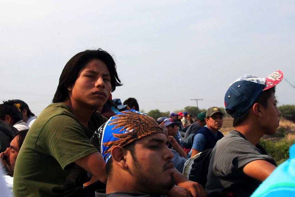 """""""La jaula de oro"""", película realizada por Diego Quemada-Díez, narra la travesía que miles de centroamericanos realizan día a día para cumplir el """"sueño americano"""". (Foto: Proceso)"""
