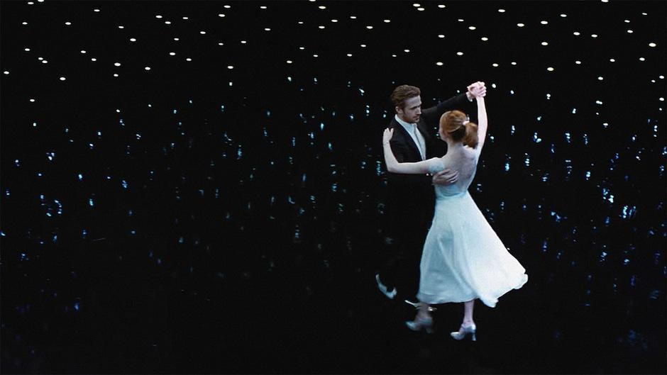 La la land es el musical con más nominaciones en los Globos de oro. (Foto: The culture trip)