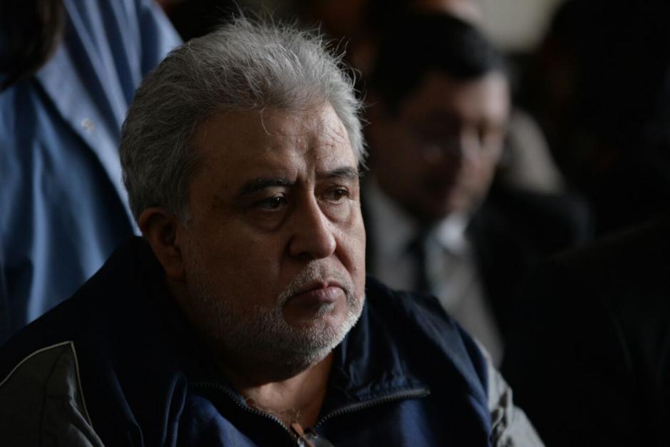 Francisco Javier Ortíz, alias el Teniente Jeréz, también es uno de los acusados en este caso. (Foto: Wilder López/Soy502)