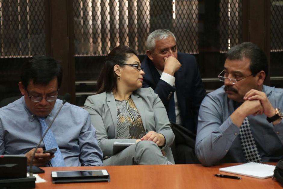 La queja tiene su origen en un supuesto fallo de Gálvez al olvidar dar audiencia a Otto Pérez. (Foto: Alejandro Balan/Soy502)