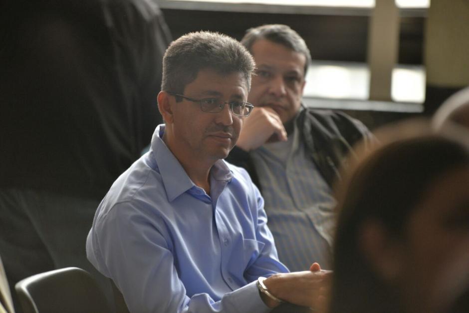 Omar Franco, exjefe de la SAT, está acusado de defraudación aduanera. (Foto: Wilder López/Soy502)