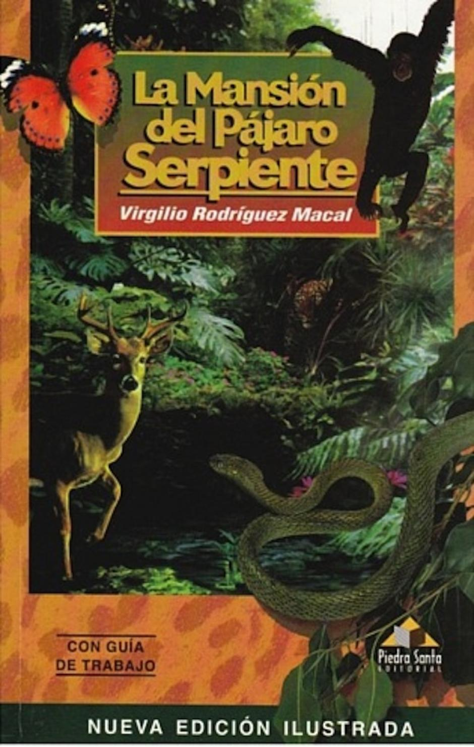 La mansión del pájaro serpiente es una de las más leídas. (Foto: virgiliorodriguezmacal.com)