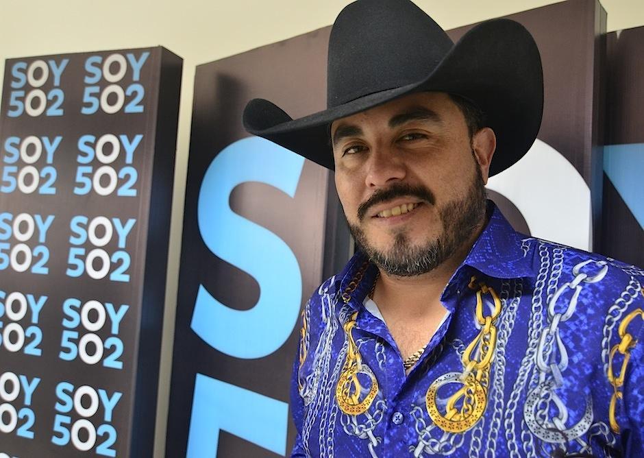 Keith Nieto comenta que la próxima visita será para dar un concierto en 2017. (Foto: Selene Mejía/Soy502)