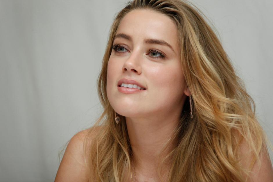 Amber Heard encabeza el listado de celebridades con el rostro más bello del mundo. (Foto: arielfeliciano.com)