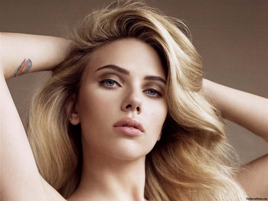 Con 89.82% de proporción áurea de la belleza, Scarlett Johansson ocupa el puesto 7. (Foto: americatv.com.ar)
