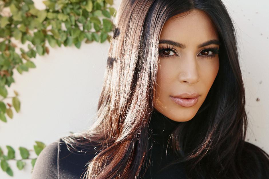 Kim Kardashian se encuentra en el segundo lugar. (Foto: intothegloss.com)