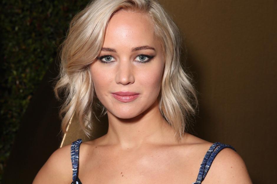 Jennifer Lawrence ocupa el puesto número 10. Obtuvo 89.24% de proporción áurea de la belleza. (Foto: taringa.net)
