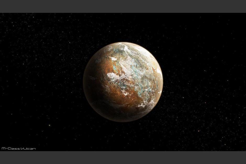 En el sistema 40 Eridani hay una estrella que se adapta a las características del planeta Vulcano. (Foto: deviantart.com)