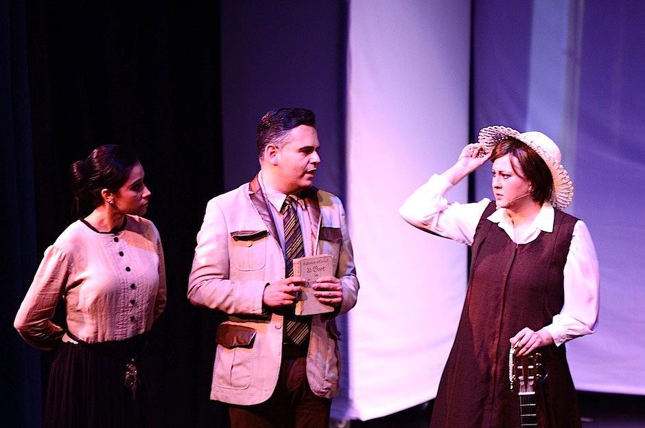 Un talentoso elenco forma parte de esta puesta en escena. (Foto: Selene Mejía/Soy502)