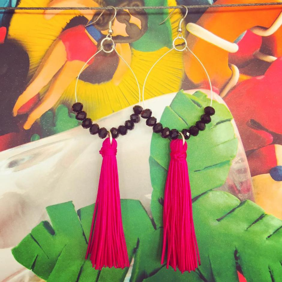 Los colores fuertes y lindas combinaciones dominan en la tiendita. (Foto: La Tiendita)