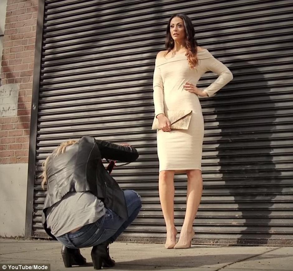 Se distingue por su altura y porque ha asegurado que llegará virgen hasta el matrimonio. (Foto: Daily Mail)