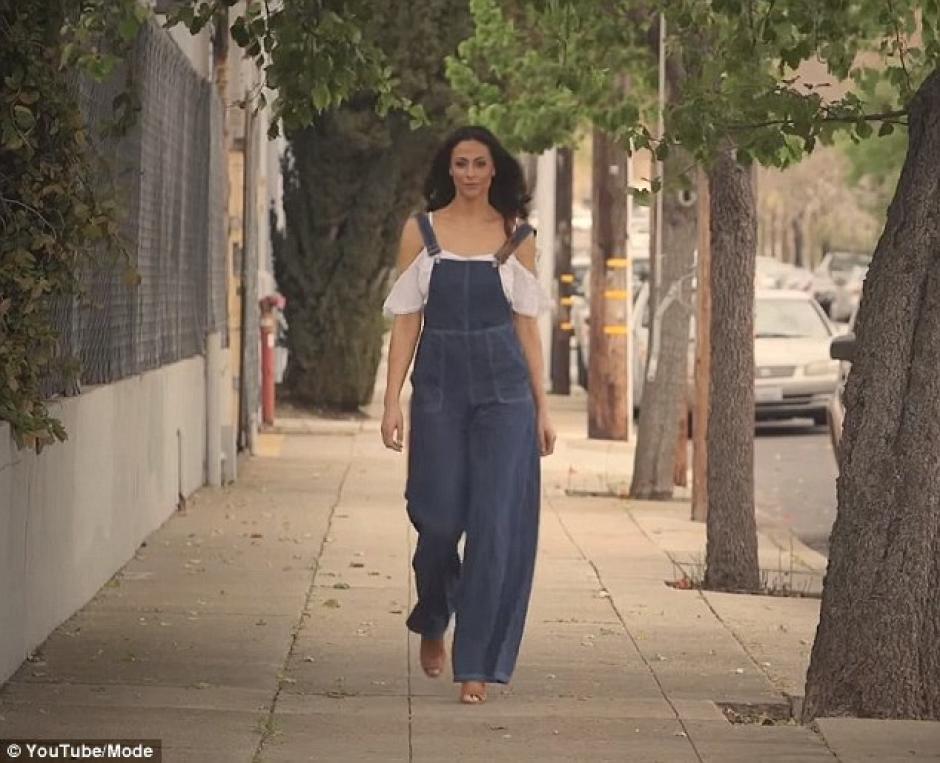 Alicia dice que ha sido todo un reto llegar a virgen a los 35 años. (Foto: Daily Mail)