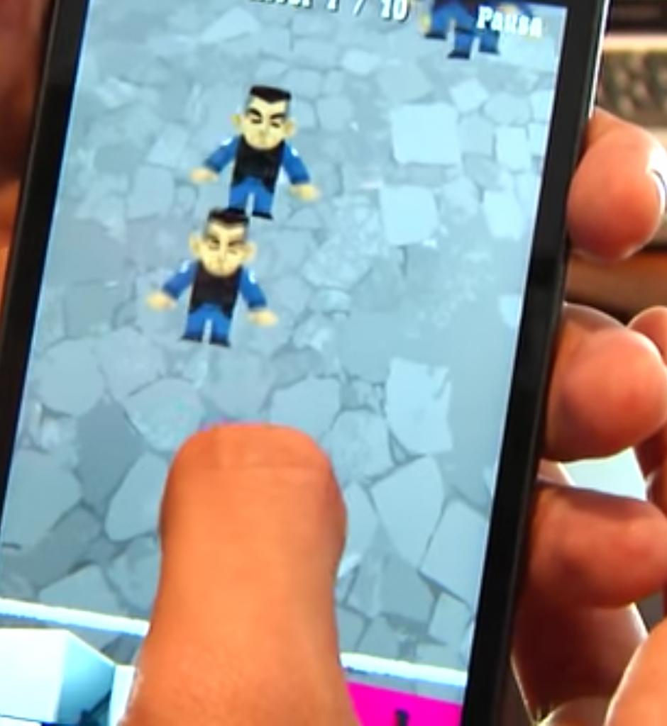 El juego se puede descargar en Google Play. (Captura de pantalla: Youtube/Síntesis TV)