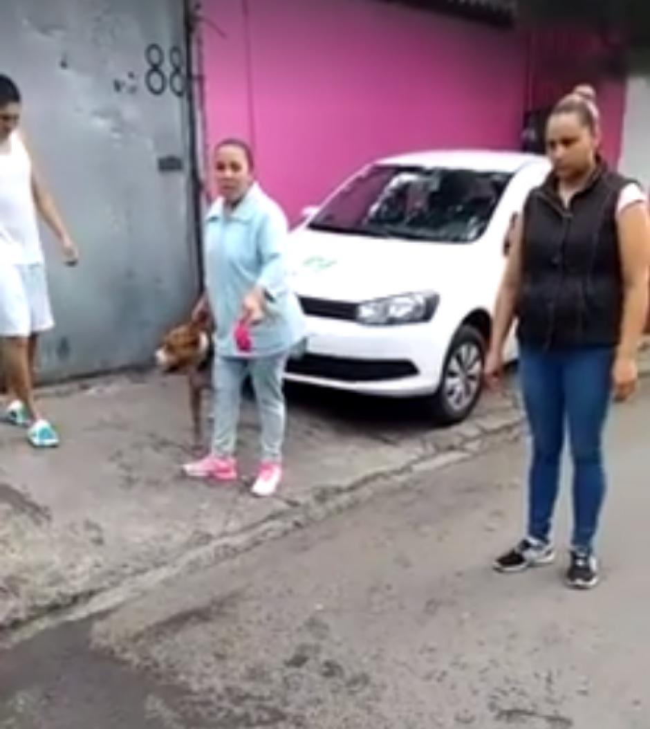 El video se ha hecho viral en las redes sociales. (Imagen: Captura de pantalla)