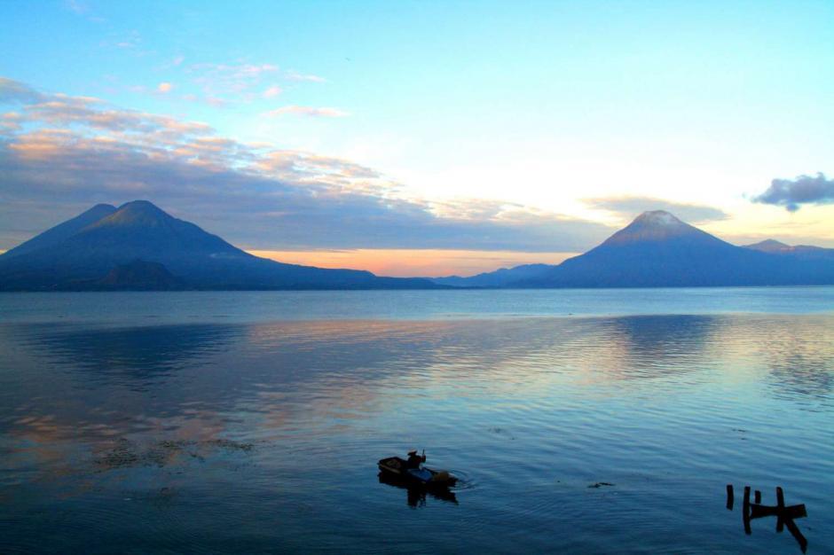 El Lago de Atitlán es el más profundo de Centroamérica. (Foto: lagomap.com)