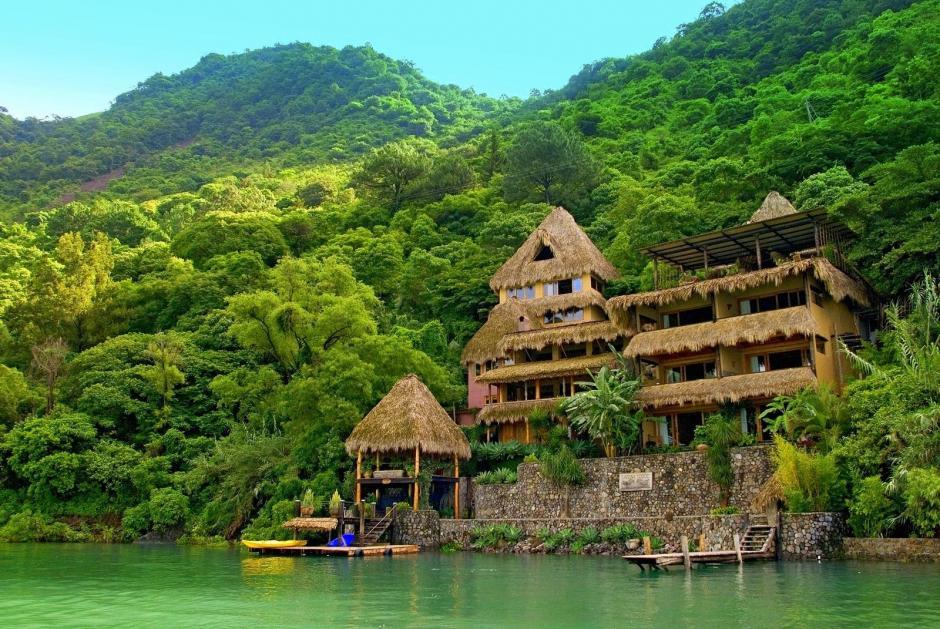 Hotel guatemalteco ha sido nominado por Nat Geo Traveler. (Foto: trip advisor)