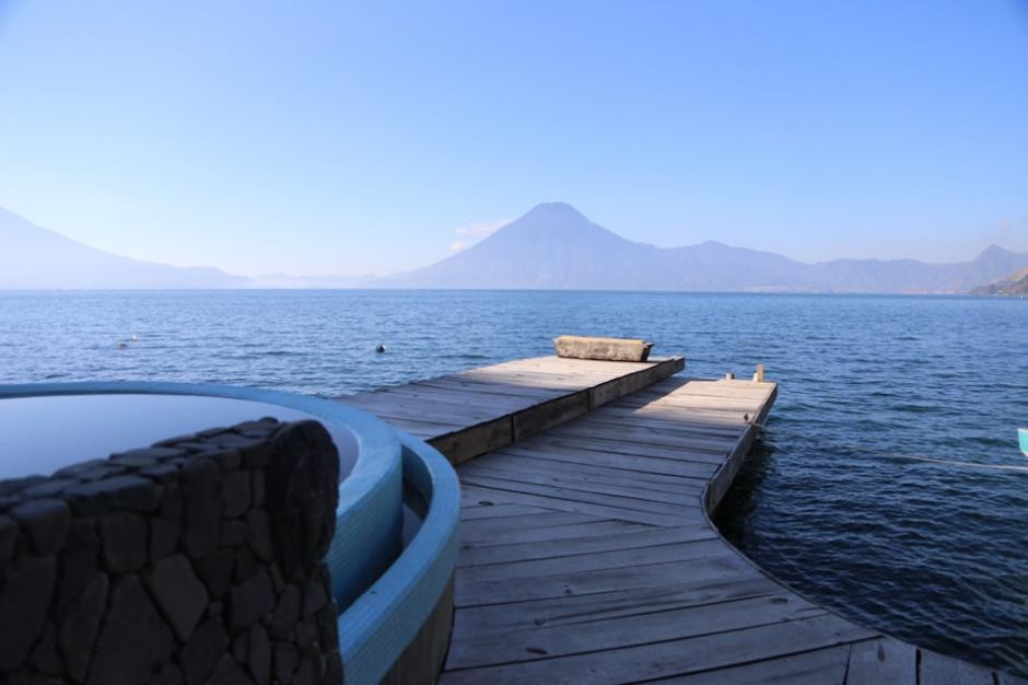 Además posee una de las vistas más lindas del mundo. (Foto: Laguna Lodge9