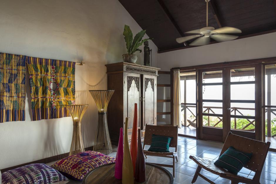 El lugar combina rasgos de distintas partes del país, destacando la cultura indígena. (La Lancha)