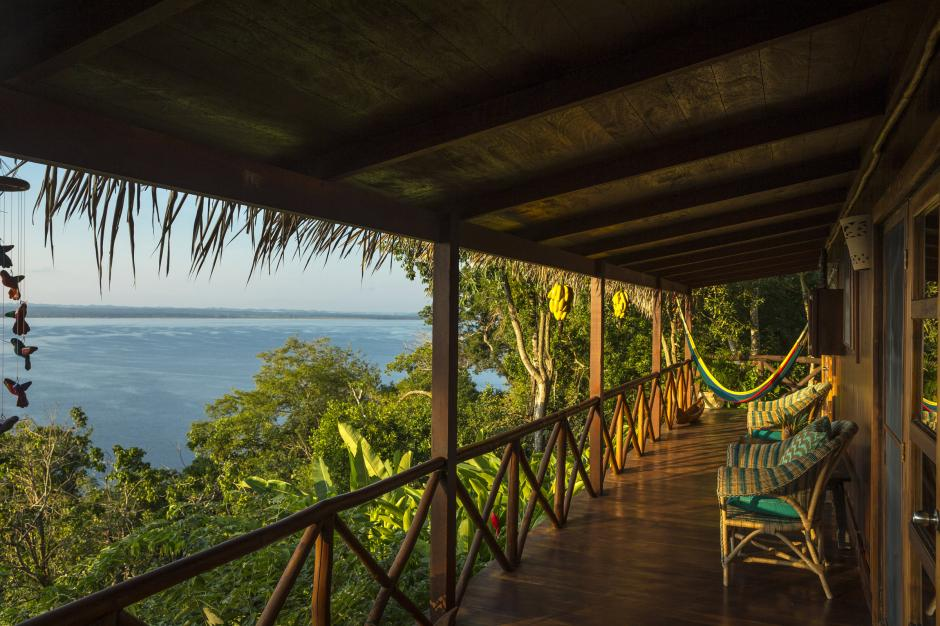 El resort está a 27 kilómetros del parque nacional Tikal. (La Lancha)