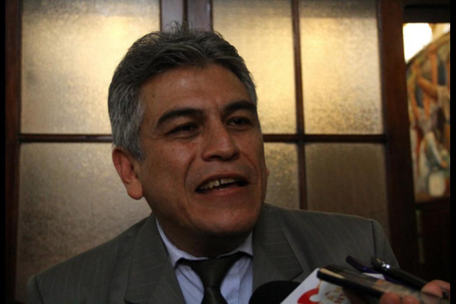 José Ramón Lam, del equipo del presidente electo, Jimmy Morales, es señalado de plagio intelectual. (Foto: Alexis Batres/Soy502)