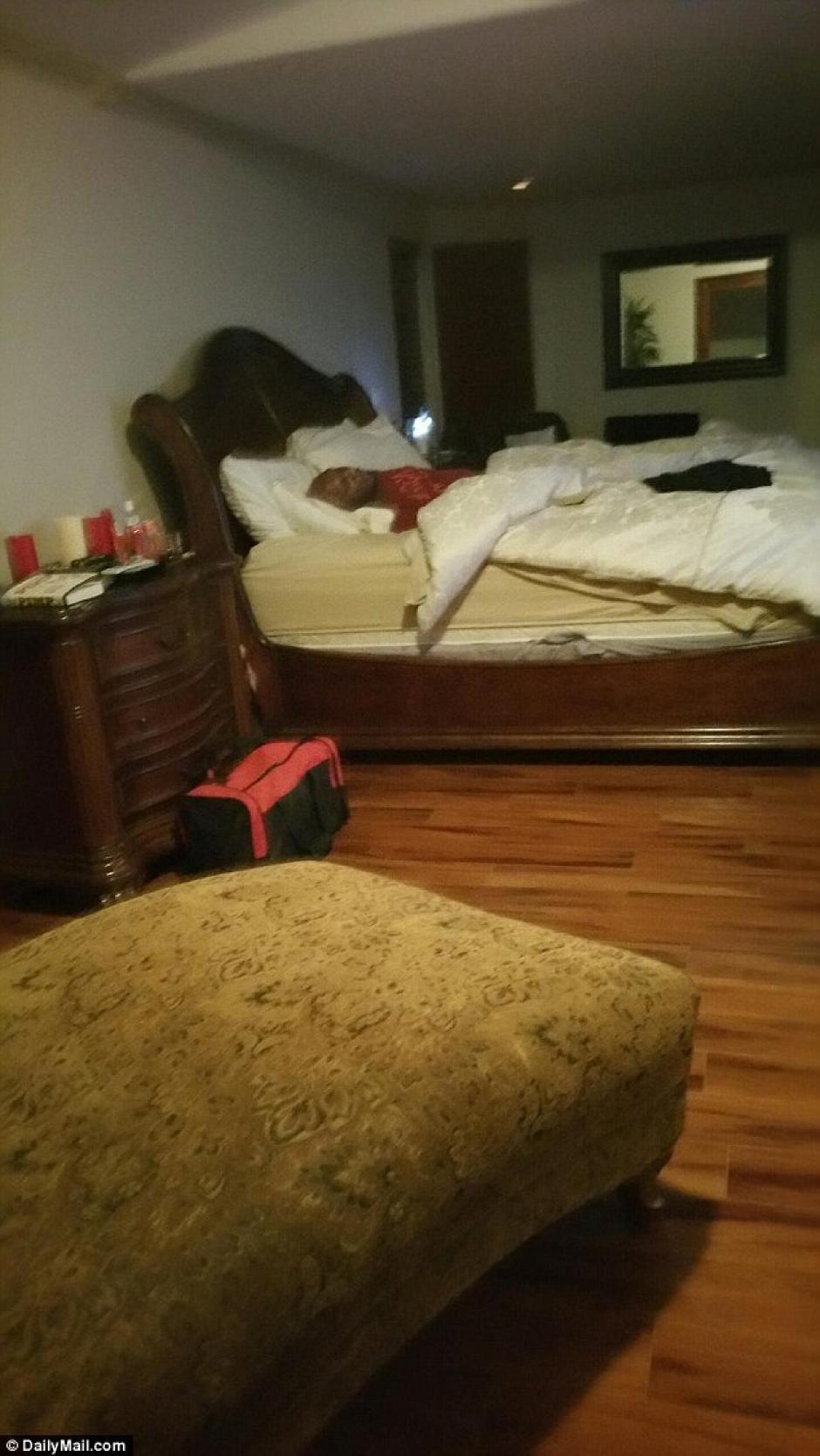 El exalero de los Ángeles, Lamar Odom fue encontrado inconsciente en un burdel(Foto: DailyMail)