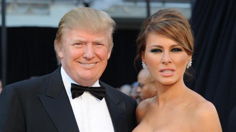 Melania fue acusada de plagiar el discurso de Michelle Obama. (Foto: lanacion.com.ar)