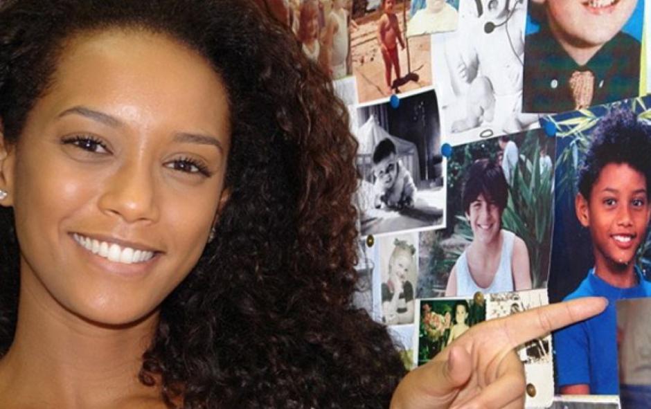 Taís interpretó a Xica Da Silva cuando tenía 17 años. (Foto: lapatilla.com)