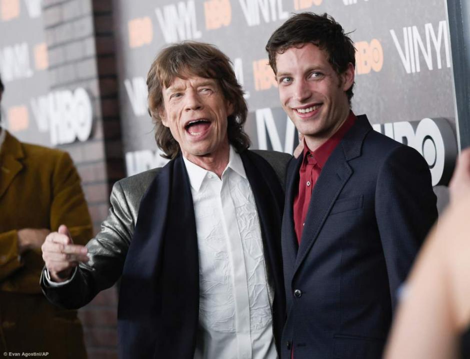 Mick Jagger será padre por octava ocasión. (Foto: laprensa.hn)