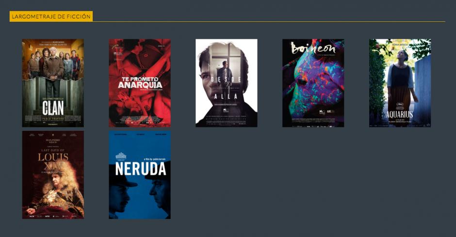 Te prometo Anarquí del guatemalteco Julio Hernández está nominada a Mejor Largometraje de Ficción. (Foto: Premios Fenix oficial)
