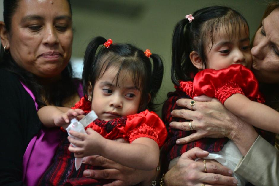 Las Rositas serán llevadas a la Casa Hogar Amor de Niño. (Foto: Wilder López/Soy502)