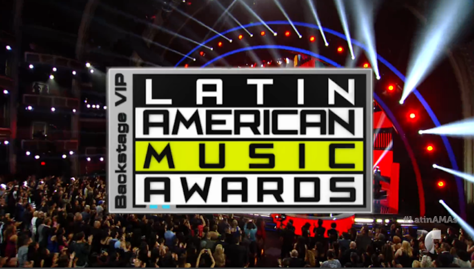 Esta es la primera edición de los Latin AMAs. (Foto: Telemundo)