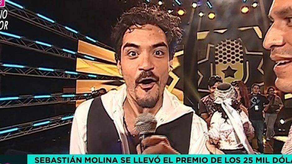 """""""Ricardo Arjona"""" obtuvo el primer lugar en concurso de talentos. (Foto: Latina)"""