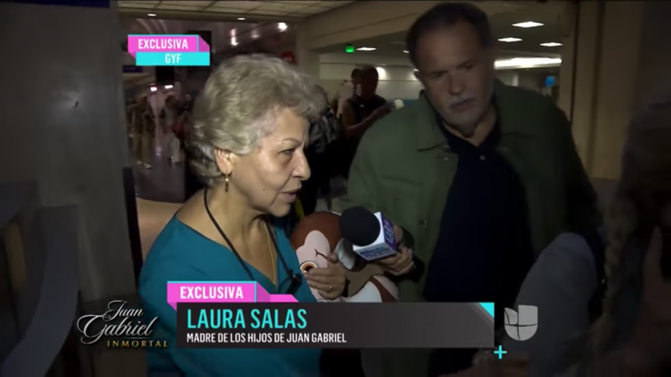 Laura explicó que la muerte de Juan Gabriel fue algo inesperado. (Foto: YouTube)