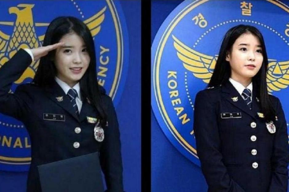 Kim Miso cumplió con su meta de convertirse en oficial de policía y ahora es la más famosa en Corea del Sur. (Foto: lavanguardia.com.mx)