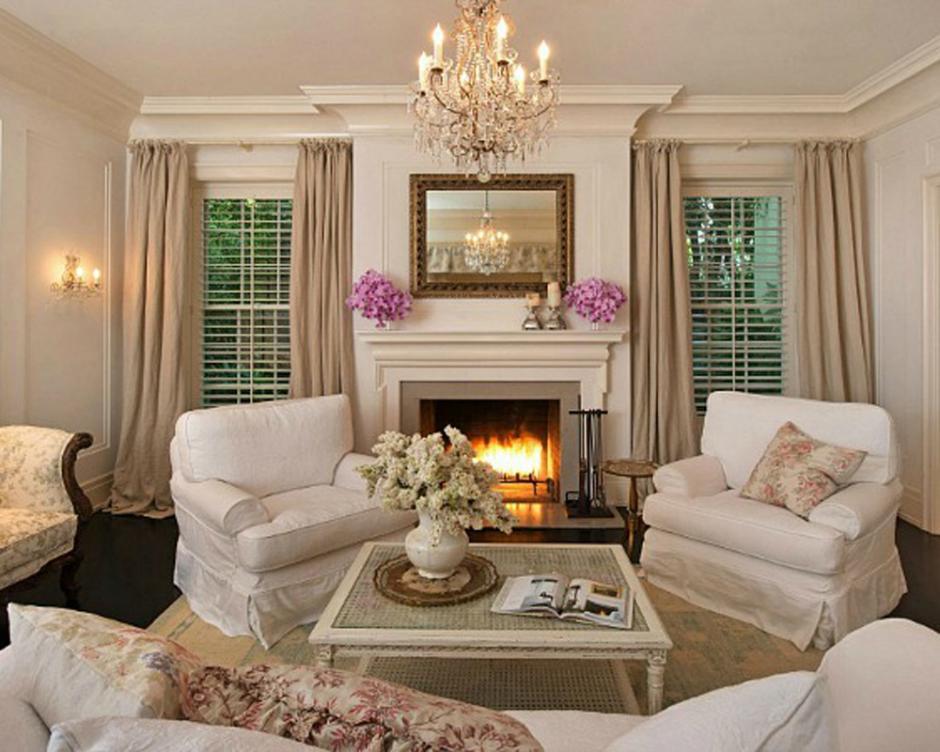 Esta casa tiene calor de hogar. (Foto: yahoo.com)