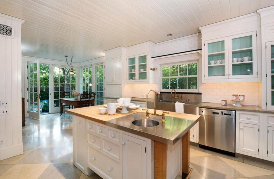La cocina está equipada con el sueño de un chef. (Foto: yahoo.com)