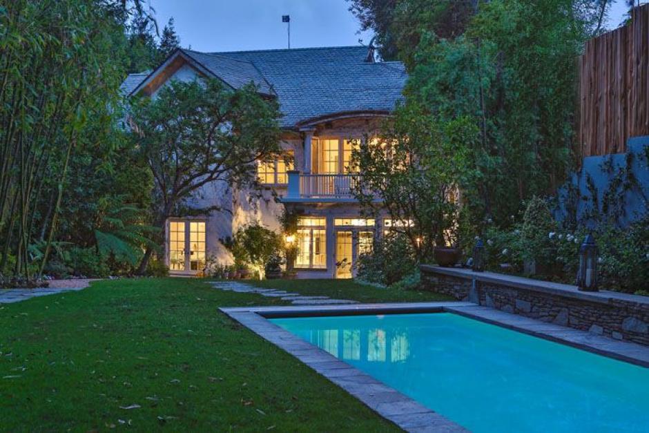 """La mansión tiene un estilo """"Villa Francesa"""". (Foto: yahoo.com)"""