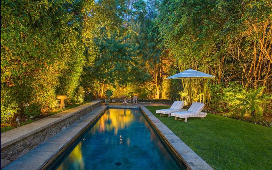 No hay nada como nadar en esta larga piscina. (Foto: yahoo.com)