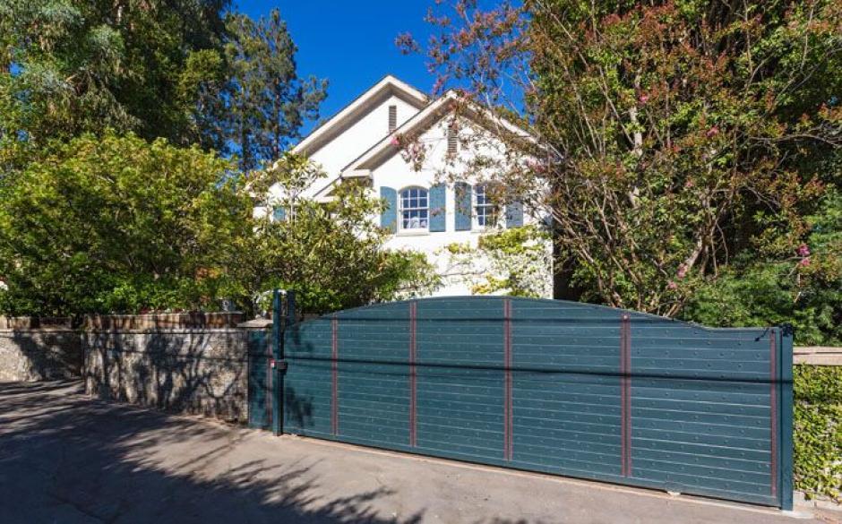 La casa queda en Beverly Hills. (Foto: yahoo.com)