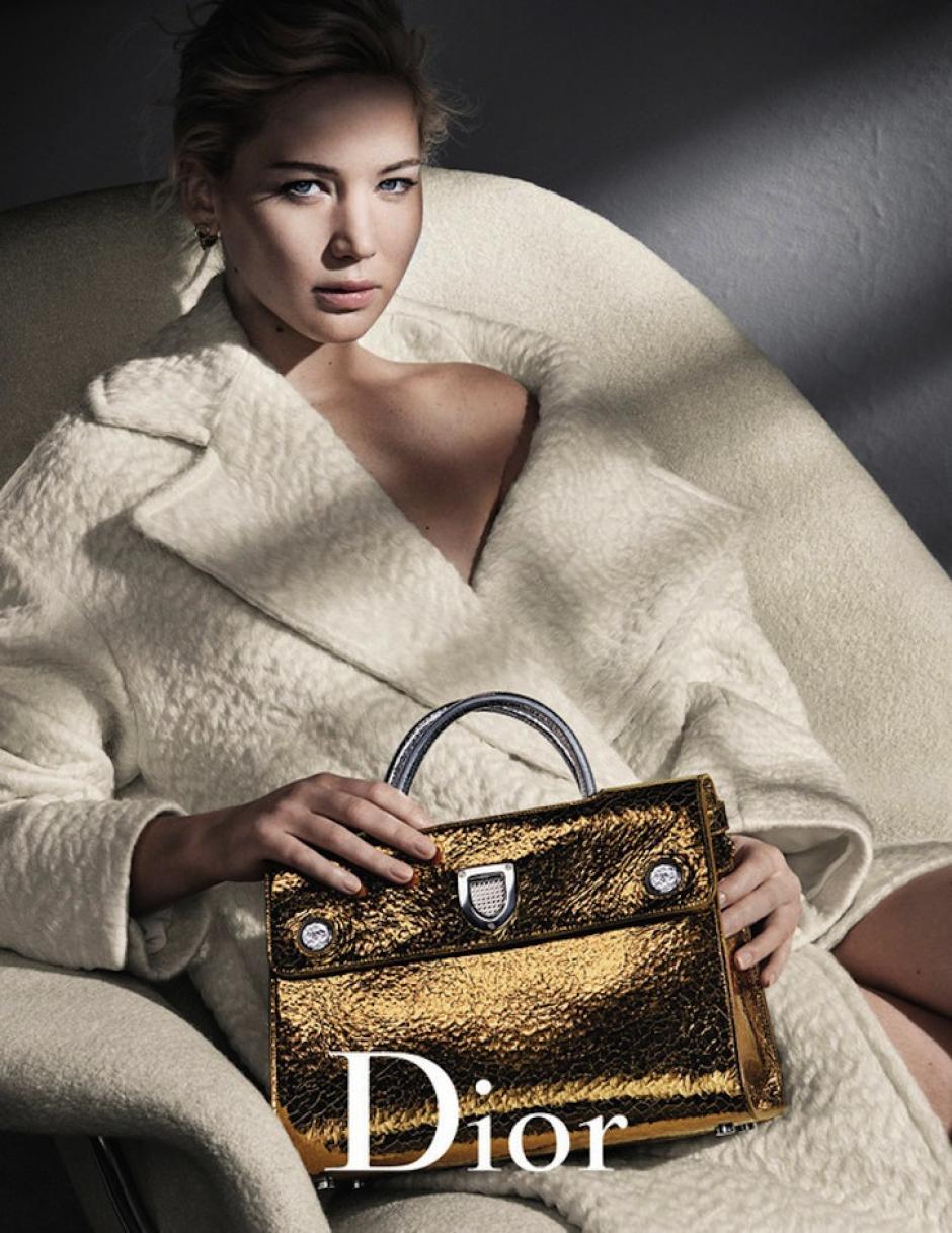 Esta no es primera vez que Jennifer forma parte de las grandes de la marca. (Foto: dior.com)