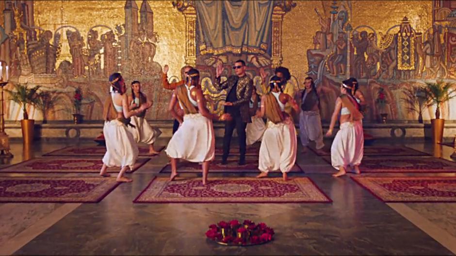"""Los bailes del tema """"Lean On"""" se viralizan en las redes sociales.(Foto: YouTube)"""