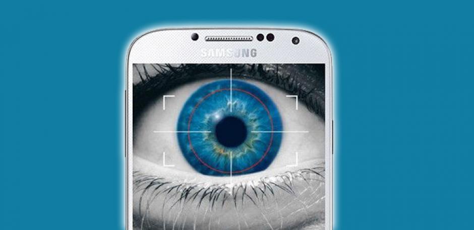 El lector de iris daría mayor seguridad a los dispositivos de Samsung. (Foto: tecnotecom.blogspot.com)