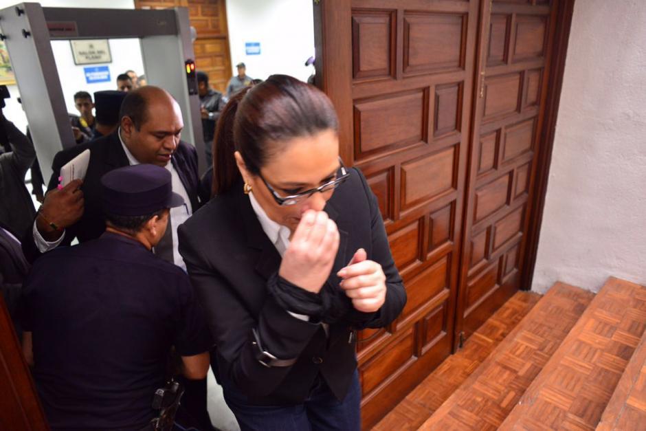 Este día la CICIG realizó la explicación técnica del caso. (Foto: Jesús Alfonso/Soy502)