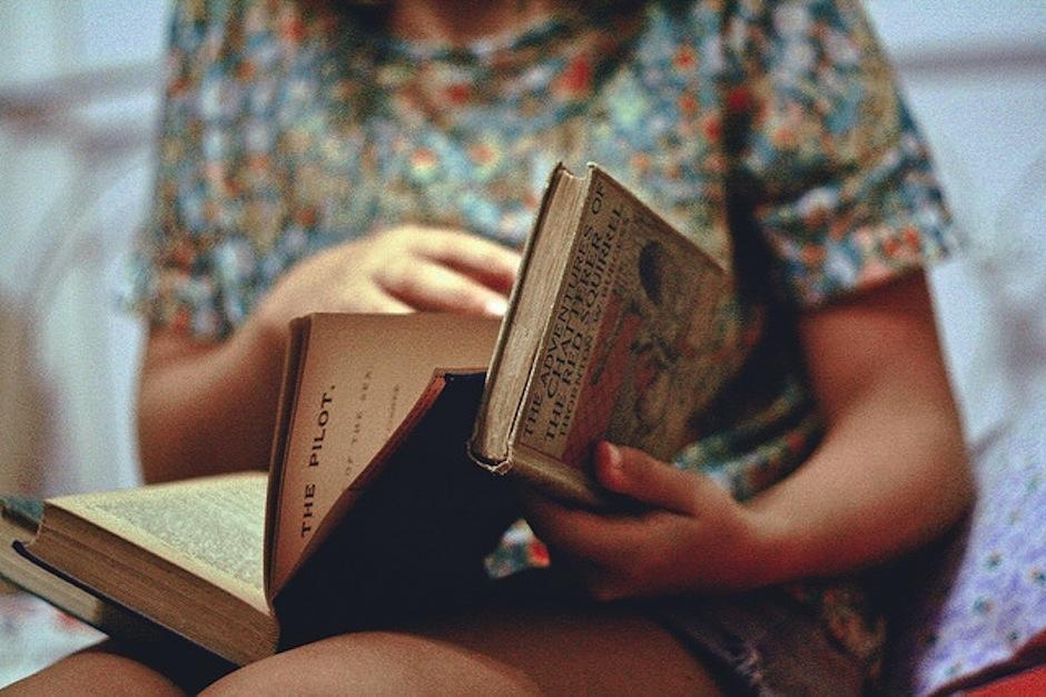 Hay libros para todos los gustos. (Foto: collegemagazine)